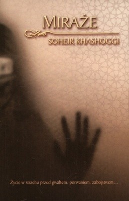 Okładka książki Miraże