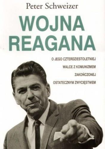 Okładka książki Wojna Reagana