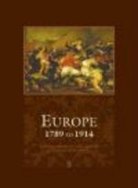 Okładka książki Europe 1789 to 1914 5 vols