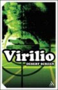 Okładka książki Virilio  Desert Screen