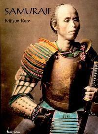 Okładka książki Samuraje