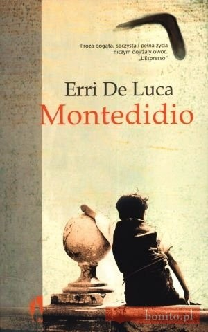 Okładka książki Montedidio