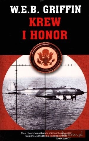 Okładka książki Krew I Honor