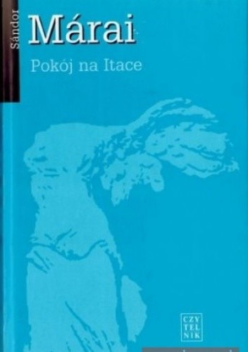 Okładka książki Pokój na Itace