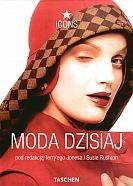 Okładka książki Moda dzisiaj