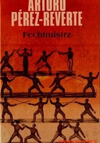 Okładka książki Fechtmistrz