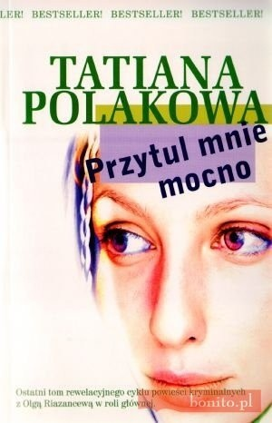 Okładka książki Przytul Mnie Mocno