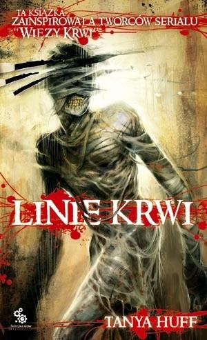 Okładka książki Linie Krwi