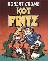 Okładka książki Kot Fritz