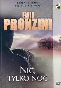 Okładka książki Nic, tylko noc