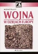 Okładka książki Wojna w dziejach Europy