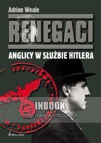 Okładka książki Renegaci : Anglicy w służbie Hitlera
