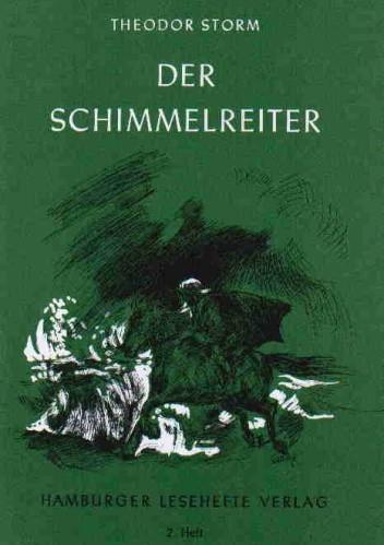 Okładka książki Der Schimmelreiter