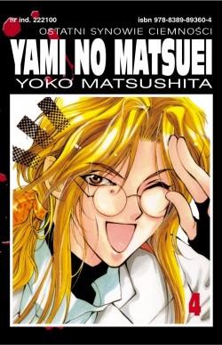Okładka książki Yami no Matsuei. Ostatni synowie ciemności t. 4