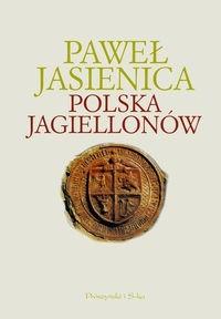Okładka książki Polska Jagiellonów