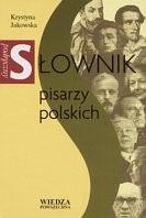 Okładka książki Podręczny słownik pisarzy polskich