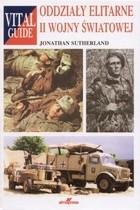 Okładka książki Oddziały elitarne II wojny światowej