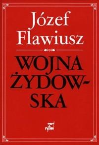 Okładka książki Wojna żydowska