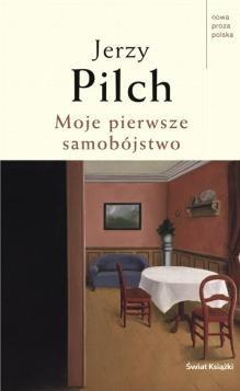 Okładka książki Moje pierwsze samobójstwo i dziewięć innych opowieści