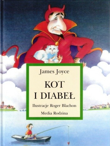 Okładka książki Kot i diabeł