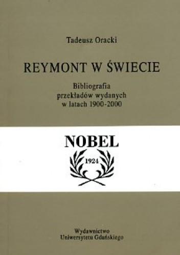 Okładka książki Reymont w świecie