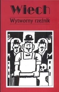 Okładka książki Wytworny rzeźnik