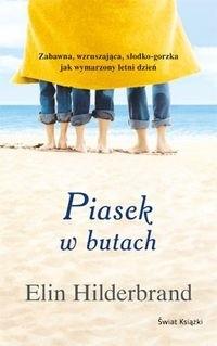 Okładka książki Piasek w butach