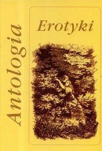 Okładka książki Erotyki antologia