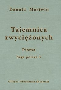 Okładka książki Tajemnica zwyciężonych