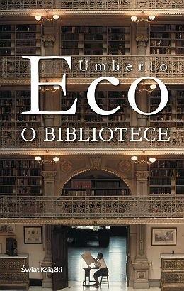 Okładka książki O bibliotece