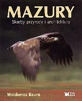 Okładka książki Mazury. Skarby przyrody i architektury