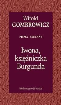 Okładka książki Iwona, księżniczka Burgunda