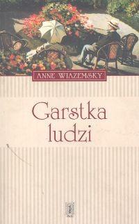 Okładka książki Garstka ludzi