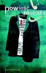 Okładka książki Powieść rosyjska