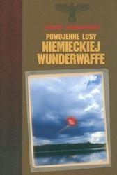 Okładka książki Powojenne losy niemieckiej Wunderwaffe