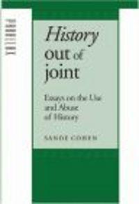 Okładka książki History Out of Joint