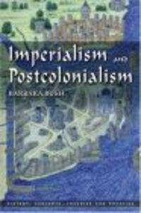 Okładka książki Imperialism &&& Postcolonialism