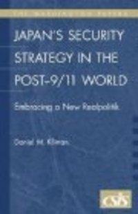 Okładka książki Japan's Security Strategy in the Post 9/11 World