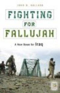 Okładka książki Fighting for Fallujah