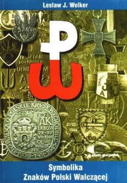 Okładka książki Symbolika znaków Polski Walczącej