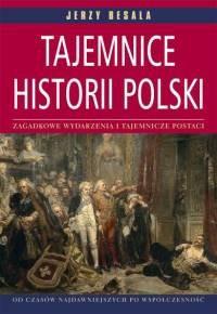 Okładka książki Tajemnice historii Polski