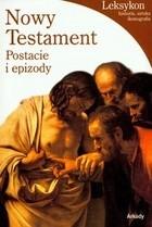 Okładka książki Nowy Testament. Postacie i epizody