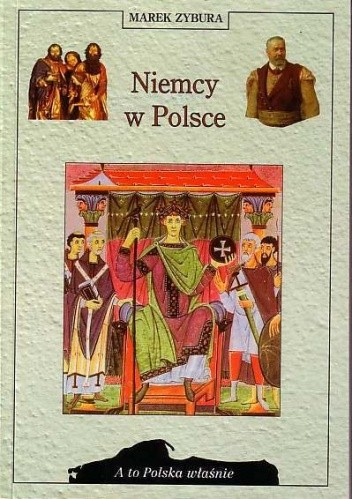 Okładka książki Niemcy w Polsce