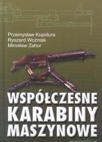 Okładka książki Współczesne karabiny maszynowe