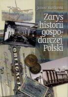 Okładka książki Zarys historii gospodarczej Polski