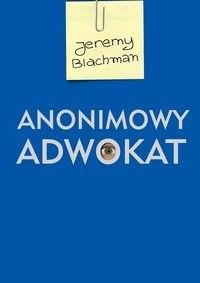 Okładka książki Anonimowy Adwokat