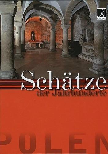 Okładka książki Polen. Schätze der Jahrhumderte (Skarby wieków)