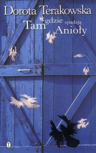 Okładka książki Tam, gdzie spadają Anioły