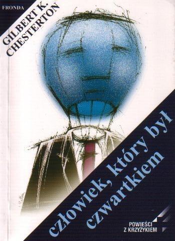 Okładka książki Człowiek, który był Czwartkiem