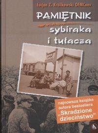 Okładka książki Pamiętnik sybiraka i tułacza